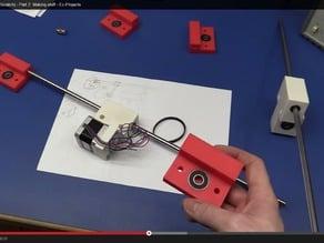 3D-Printer Project, by Ec-Projects // In Progress