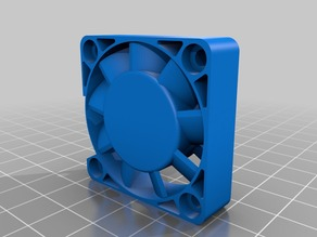 40mm Fan for mock ups