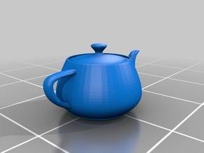 Utah teapot (solid)