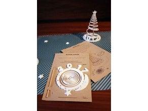 Carte de voeux - greeting card