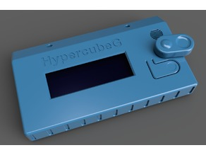 ReRap Discount LCD Controller Housing (with CAD files)
