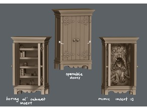 Cabinet Mimic