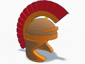Roman Helmet 1