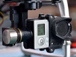GoPro Lens Hood for DJI Zenmuse H3-2D / 3D gimbal