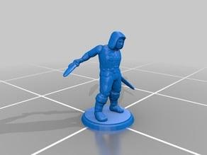 Bandit Leader Miniature