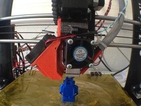 40mm fan duct for Prusa i3 & E3D V6 [UPDATE]