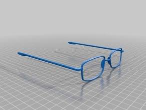 Sleek Glasses Frame
