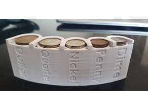 Coin Holder Inline US