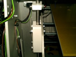 Orca 0.3 Z-Axis Opto Mount