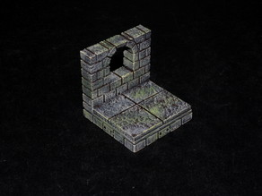 OpenForge 2.0 Cut Stone Window