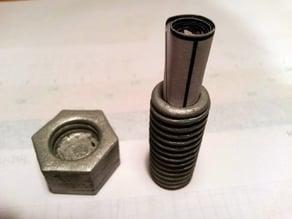 Fake Screw 19x55mm