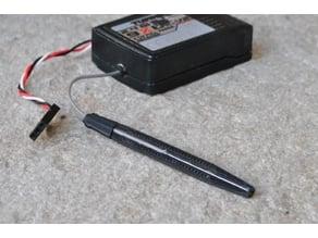 2.4 GHz Coax Antenna Stiffener