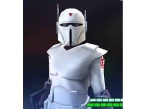 Imperial Super Commando Galaxy of Heroes Model