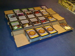 Playing field for Dominion