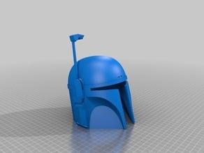Mandalorian Helmet by jstayton26 resized