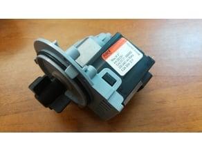 Impeller for water pump Askoll M47 30W (washing mashine)