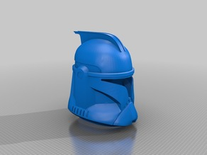 Phase 1 helm remixed from credited maker, scaled up