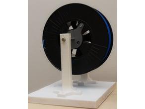 Spool holder ice filament