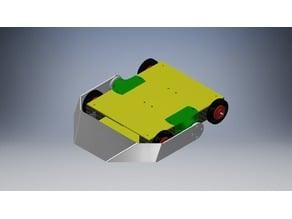 Antweight Combat robot Lifter - Mega London