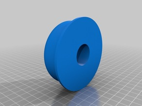 Label Roll Adapter - 3 inch to 1 inch