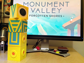 Totem A Friend Monument Valley plus Ida