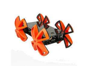 RobotGeek Whegly - Arduino Compatible Wheg Robot Kit