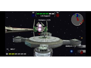 Coruscant Space Station
