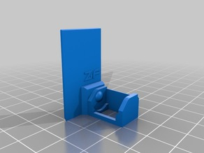 Cable Chain Mount For Chinese Prusa I3
