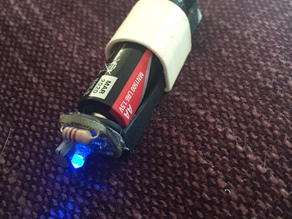 AA Battery holder Sleeve