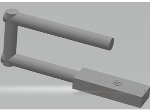 Rubbermaid Wall Bracket Adapter for Sheds