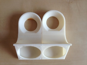 Ducted 60 mm fan for Mendel90