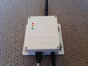 MySensors Ethernet Gateway Box for iBoard v2.0