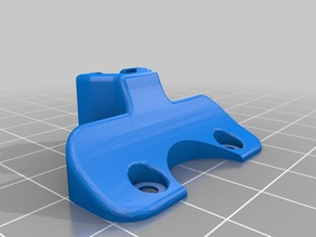 Anycubic Kossel Effector Cable Management Mount