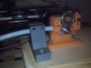6mm Tube Clamb Bowden Extruder 3mm filament