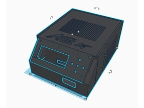 Anet a8 External case for electronics