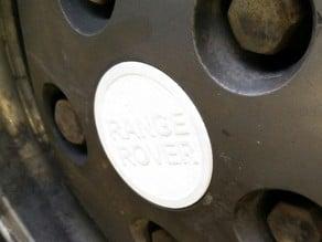Range Rover Classic centre hub cap