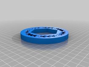 My Customized Gear Bearing 0.25 clearance