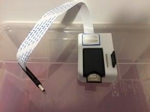 Adaptateur Micro SD- SD / Micro SD-SD cards adapter