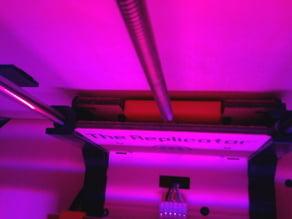 Acrylic plattform upgrade for the Replicator