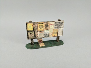 28mm Broadside Billboard