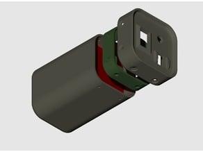 Battery Holder for 4s 26650 Pack