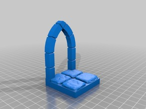 OpenForge Stone Archway