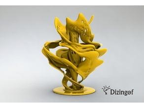 Borromean Vase by Dizingof