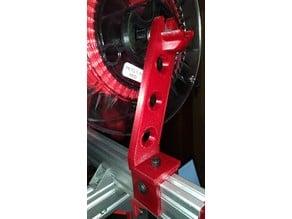 Spool holder to profile 2040.