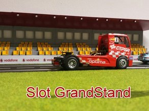 Grand Stand for Slotcar circuit