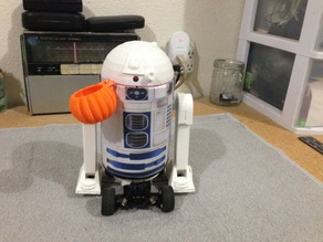 Trick Or Treating R2d2