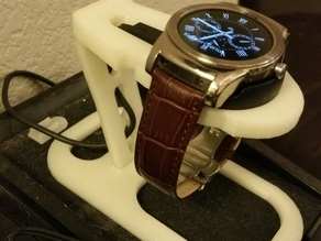 LG Urbane Watch charging stand