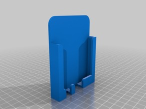 iPhone 6 magnetic holder / stand for fridge, etc
