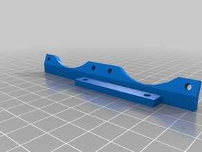 50mm mainbord twin fan support for Turnigy Fabrikator 3D Printer