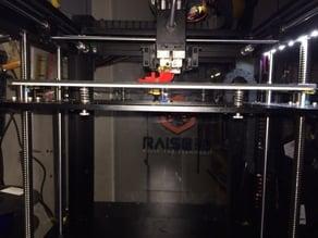 Raise3D N2/N2+ Bed modification